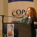 Dorothy Zemach at COPEI Ecuador 2013